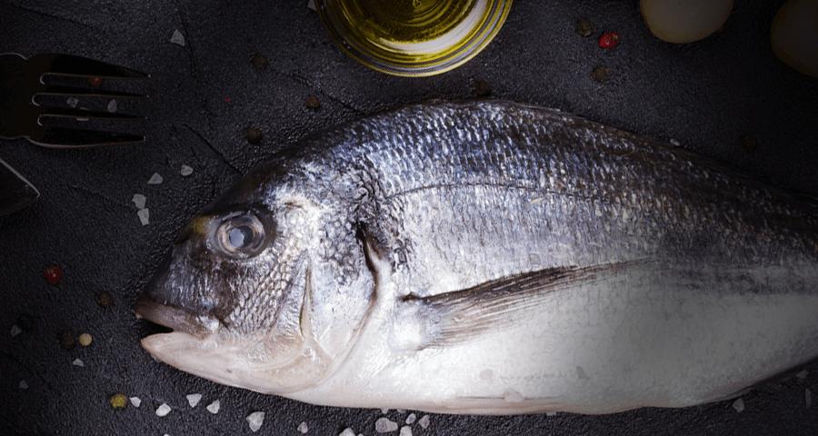 Balta žuvis ir jūros gėrybės
