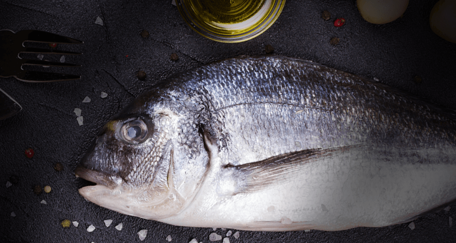 WHITE FISH AND OTHER SEAFOOD