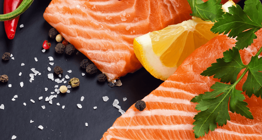 We are experts in salmon production